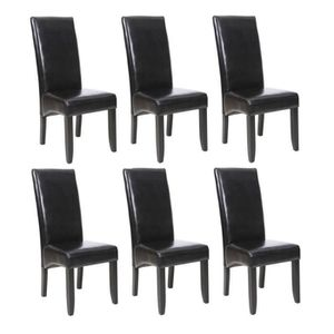 chaises achat vente chaises pas cher cdiscount. Black Bedroom Furniture Sets. Home Design Ideas