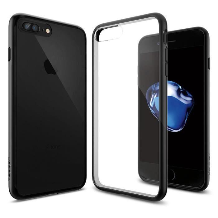 spigen ultra hybrid pour iphone 7 plus noir