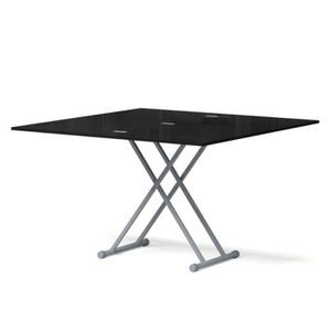 table extensible achat vente table extensible pas cher cdiscount. Black Bedroom Furniture Sets. Home Design Ideas
