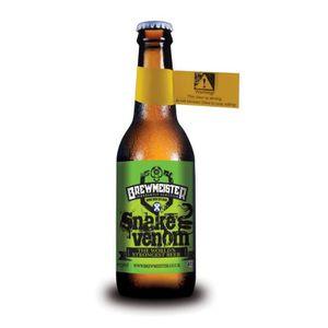 BIÈRE BREWMEISTER SNAKE VENOM Bière Ambrée 0,33 L 67,5°