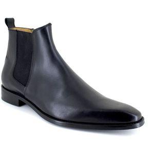BOTTINE J.BRADFORD Chaussures Bottines JBTOMYNO Noir Homme