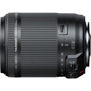 OBJECTIF TAMRON 18-200 mm F/3.5-6.3 Di II VC Canon - Pour a