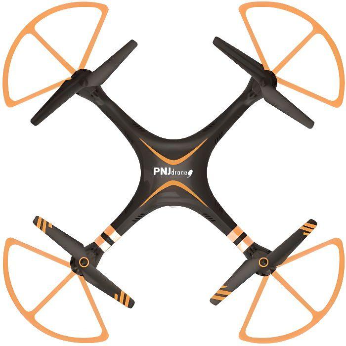 DRONE PNJ URANOS - Drone avec fonction Photo Vidéo, radi