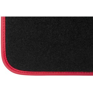 tapis voiture rouge achat vente tapis voiture rouge pas cher cdiscount. Black Bedroom Furniture Sets. Home Design Ideas