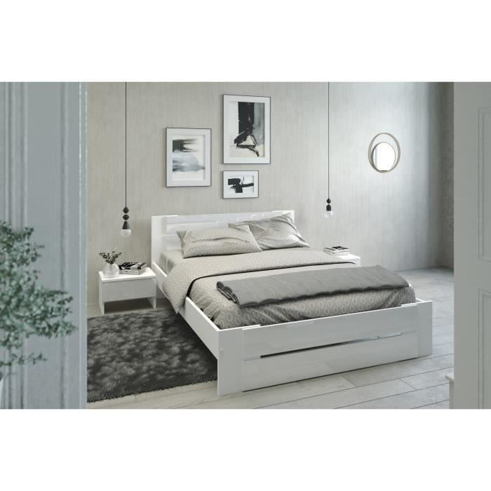 Chambre a coucher adulte complete