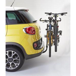 PORTE-VELO MOTTEZ Porte vélo attelage suspendu 2 vélos avec a