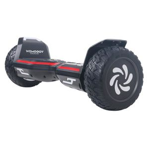 GYROPODE WEMOOV Hoverboard électrique Country 8,5