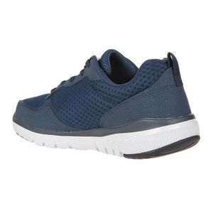brand new 533a0 de72c ... BASKET SKECHERS Baskets - Homme - Bleu marine ...