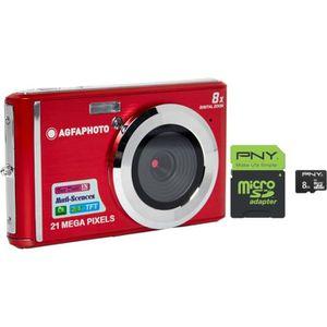PACK APPAREIL COMPACT AGFAPHOTO Appareil Photo Numérique Compact DC5200