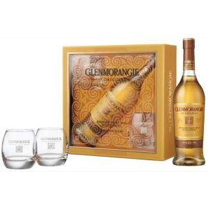 WHISKY BOURBON SCOTCH Glenmorangie 10 ans - Highlands Single Malt Scotch