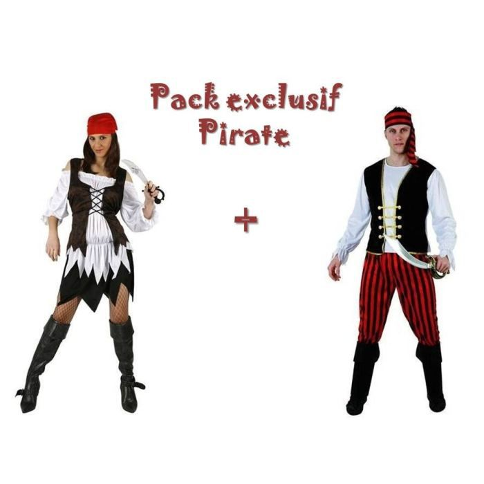 pack exclusif d guisement pirate achat vente deguisement sexy pack exclu pirate cdiscount. Black Bedroom Furniture Sets. Home Design Ideas