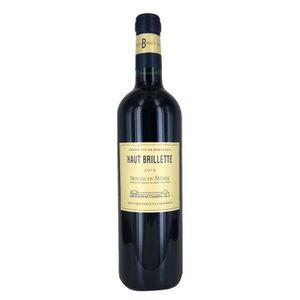 VIN ROUGE Haut Brillette 2016 Moulis en Médoc - Vin Rouge de