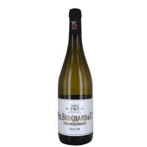VIN BLANC Philippe Bouchard 2018 Chardonnay - Vin blanc de P