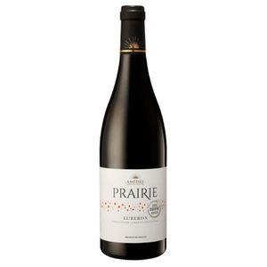 VIN ROUGE Prairie 2018 Luberon - Vin Rouge de la Vallée du R
