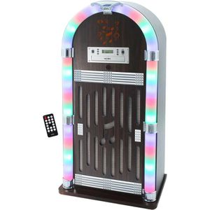 CHAINE HI-FI INOVALLEY RETRO31 JukeBox CD / FM