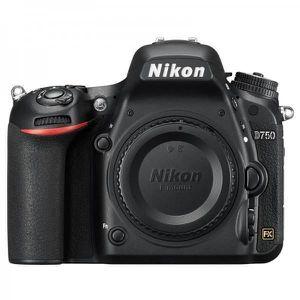 APPAREIL PHOTO RÉFLEX NIKON D750 NU Boitier Nu - Expeed 4 - HDMI - WIFI