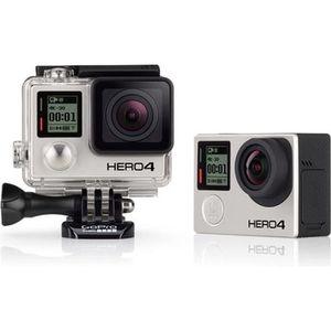 CAMÉRA SPORT GoPro HERO4 Black Caméra sport Ultra HD 4K - 12 mé