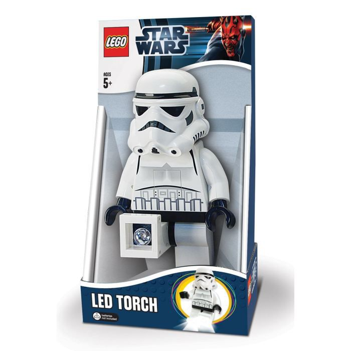 star wars lampe torche stormtrooper achat vente. Black Bedroom Furniture Sets. Home Design Ideas