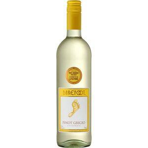 VIN BLANC Vin de Californie BAREFOOT PINOT GRIGIO - Blanc -