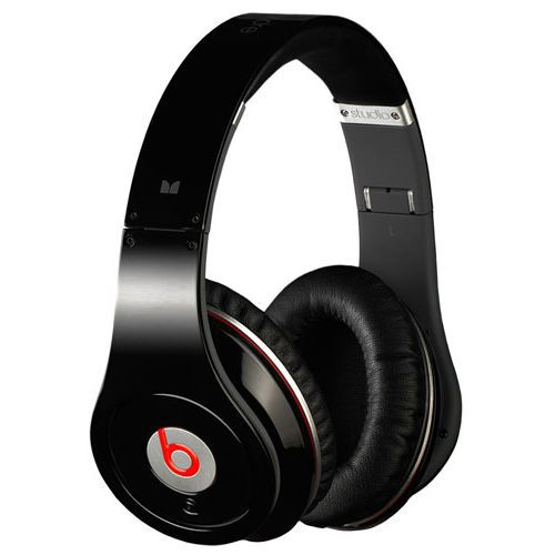 monster beats studio by dr dre noir achat vente casque couteur monster beats studio by dr. Black Bedroom Furniture Sets. Home Design Ideas