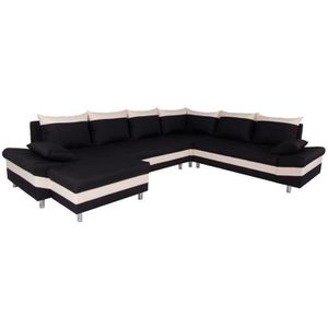 canape d angle xxl achat vente canape d angle xxl pas cher cdiscount. Black Bedroom Furniture Sets. Home Design Ideas