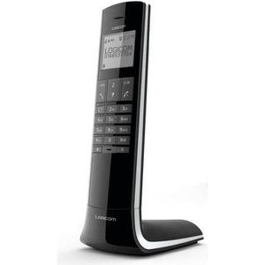 Téléphone fixe Logicom Luxia 150 Solo Téléphone Sans Fil Sans Rép