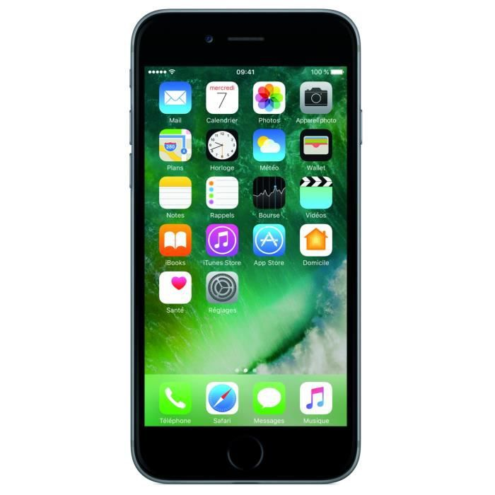 Apple Iphone Achat Vente T L Phone Portable Apple Iphone Pas Cher Cdiscount