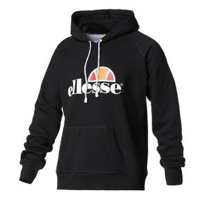 SWEAT-SHIRT DE SPORT ELLESSE Sweat à capuche - Homme - Noir
