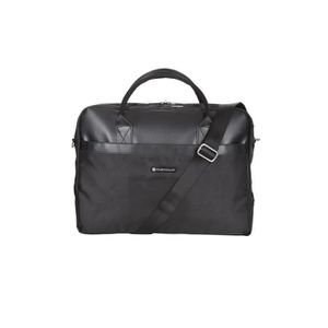 SACOCHE INFORMATIQUE PLATINIUM Sac Ordinateur Double Compartiment CLYDE