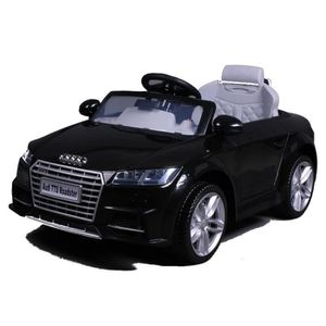 voiture de sport electrique type audi tt. Black Bedroom Furniture Sets. Home Design Ideas
