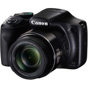 APPAREIL PHOTO COMPACT CANON POWERSHOT SX540 Noir Appareil photo numériqu