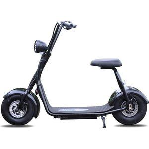 DRAISIENNE ELECTRIQUE MOOVWAY Mini scooter électrique - MINI COCO Noir