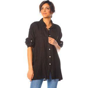 Chemise femme, tunique, chemisier, chemise en jean