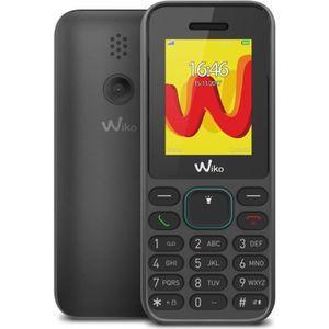 Téléphone portable Wiko Lubi 5 Noir