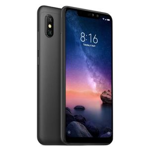 SMARTPHONE XIAOMI Redmi Note 6 Pro 64 Go Noir