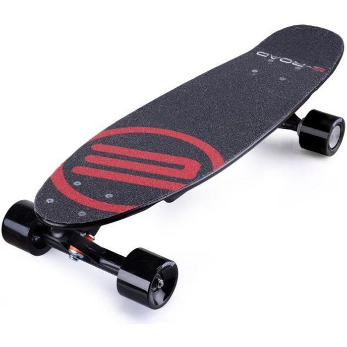 Photo de e-road-skate-electrique-cruiser-250-w-noir