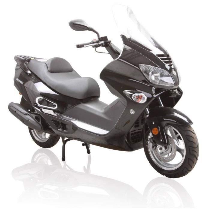 scooter 125cc ckastar noir achat vente scooter scooter 125 ckastar noir cdiscount. Black Bedroom Furniture Sets. Home Design Ideas