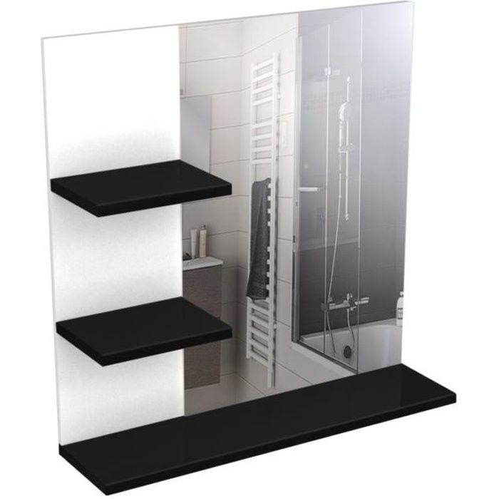 miroir salle de bain tv interesting miroir de salle de. Black Bedroom Furniture Sets. Home Design Ideas