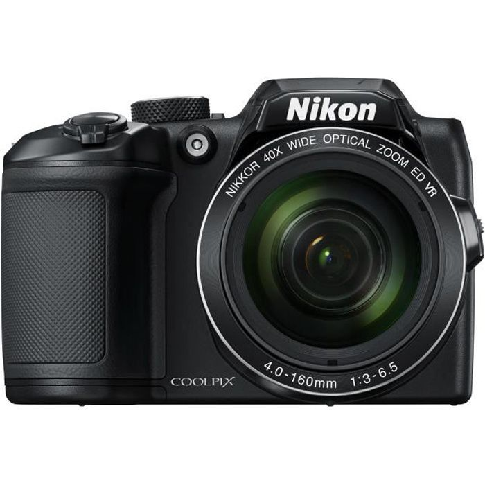 Photo de nikon-coolpix-b500-appareil-photo-numerique-bridge-bluetooth-noir