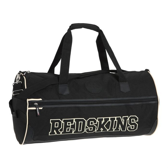 redskins sac de sport coll ge homme noir achat vente sac bowling redskins sac de sport. Black Bedroom Furniture Sets. Home Design Ideas