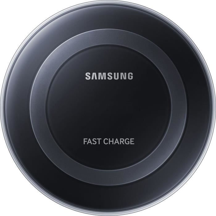 samsung chargeur induction rapide noir achat. Black Bedroom Furniture Sets. Home Design Ideas