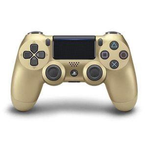 MANETTE JEUX VIDÉO Manette DualShock 4 Gold V2