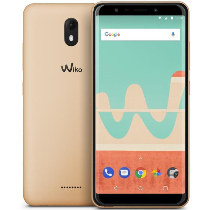 SMARTPHONE Wiko View Go Gold