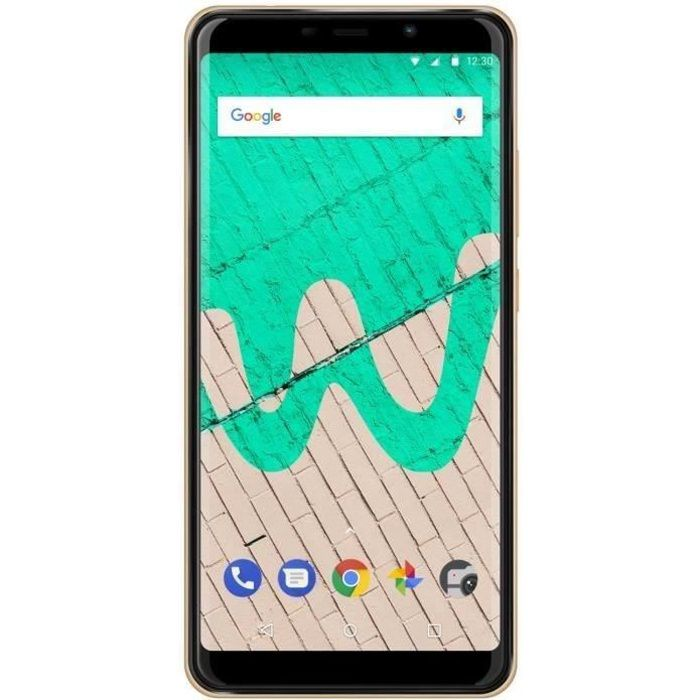 SMARTPHONE Wiko View Max Gold