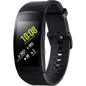 BRACELET MONTRE CONNEC. Samsung Gear Fit 2 Pro Large Noir