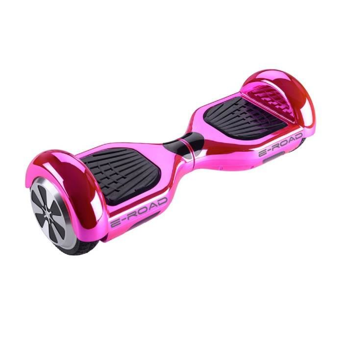 Hoverboard bluetooth rose achat vente hoverboard for Quel site pour trouver un hotel pas cher