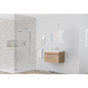MEUBLE VASQUE - PLAN LOUNGITUDE Meuble sous vasque ALBAN L 80 cm simple