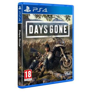 JEU PS4 Days Gone Jeu PS4