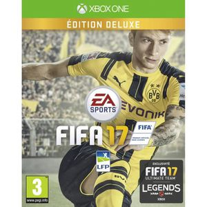 JEU XBOX ONE FIFA 17 Edition Deluxe Jeu Xbox One