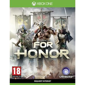 JEUX XBOX ONE For Honor Jeu Xbox One
